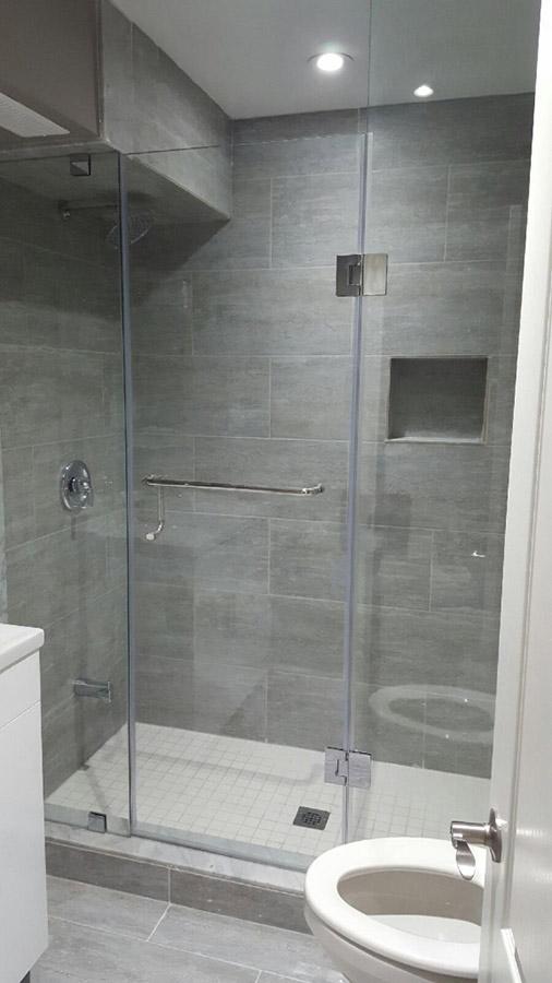 Affordable Basement Remodeling In Richmond Hill - Basement bathroom renovation