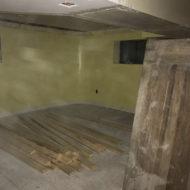 basement renovation project started 2017 07 10