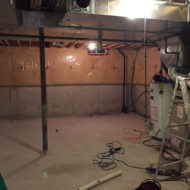 basement renovation started 20161221 3