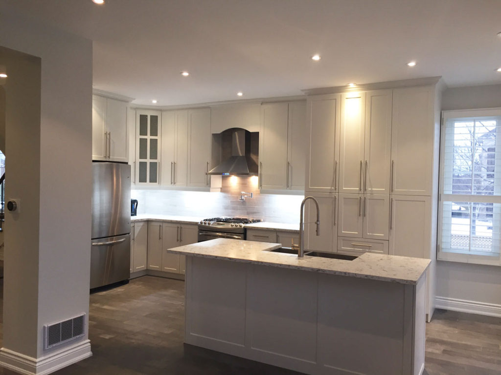 Affordable Kitchen Cabinets Renovation In Newmarket Aurora Gta
