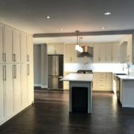 off white kitchen cabinet renovation photo 64