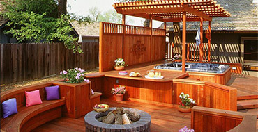 Outdoor Projects & Decks