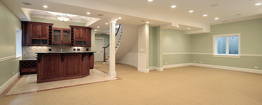 Transform Basement With Full Renovation Newmarket