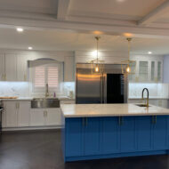 Full House Renovation In North York Kitchen