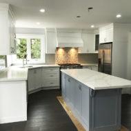 Kitchen Cabinet Renovation Photo 66