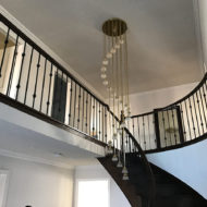 stairs renovation photo 13