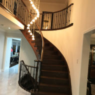 stairs renovation photo 15