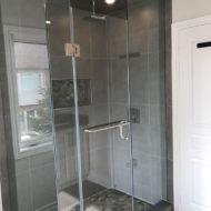 stand shower bathroom renovation